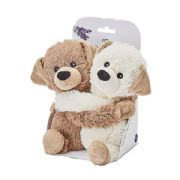 Warmies Cozy Plush Warm Hugs Puppies